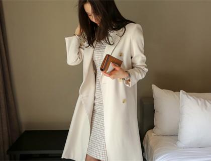 French long coat