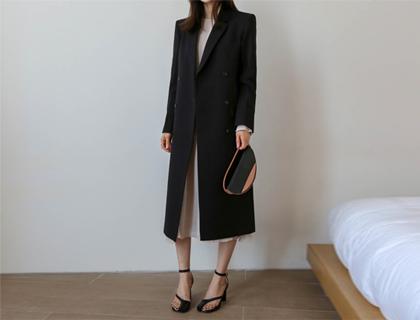 Martin black coat