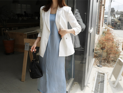 Off-linen jacket