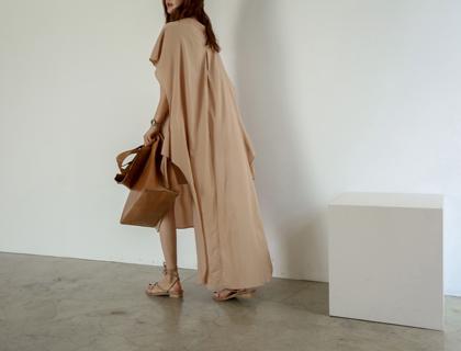 Back-hug hold dress