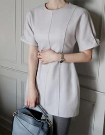 Mary line dress