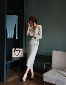 Mesi H-line skirt