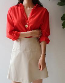 Roje mini skirt