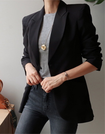 Mus pad jacket (black)