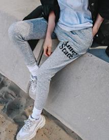 State jogger pants