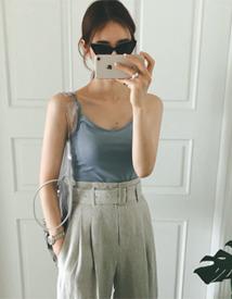Clon sleeveless
