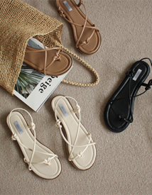 1821 knot sandal