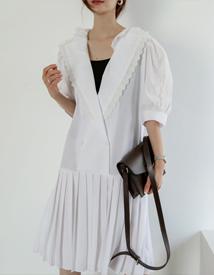 W-lace dress