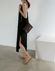Slim line dress