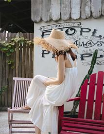 Paradise long dress