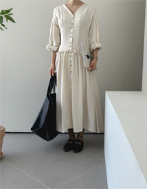 Kora long dress