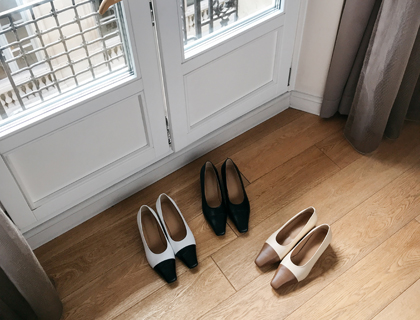 Two tone pumps ♩