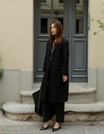 Norton long coat