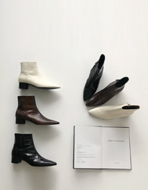 Alma ankle boots ♩