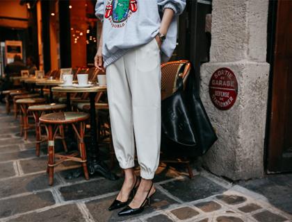 One-jul jogger pants