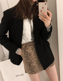Comodo mini skirt