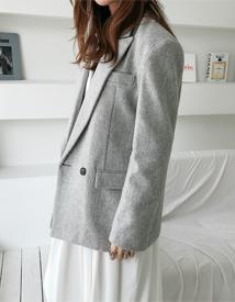 Win wool jacket
