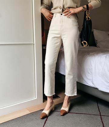 Natural cutting pants