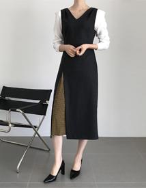 Roman Layard dress