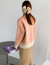 Dia Angora knit