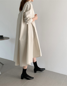 Hana a-line dress
