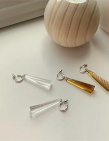 Trophy earring