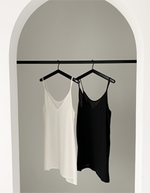 Milan slip dress