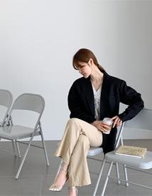 Joy linen jacket