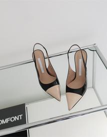 20215 Sling back heel ♩