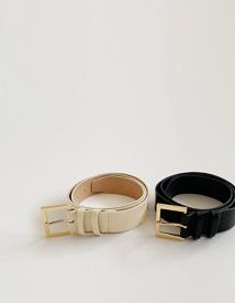 Classic square belt