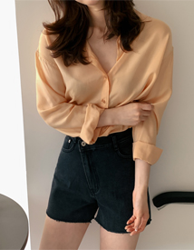 Sunny unbal shorts