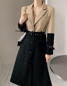 Mckean trench coat