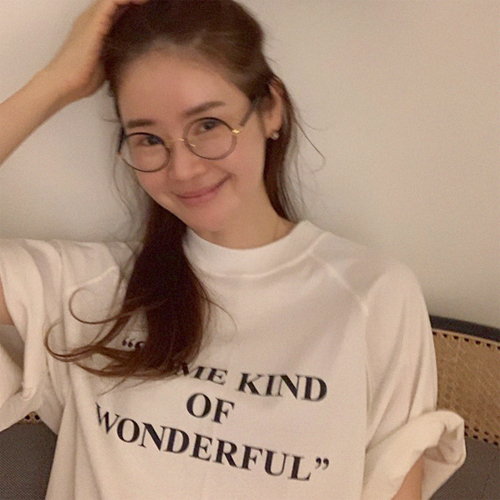 Wonderful washing tee