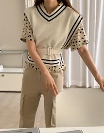 Bambi belt set vest