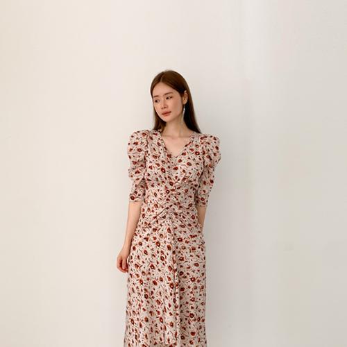 Bonito shirring dress