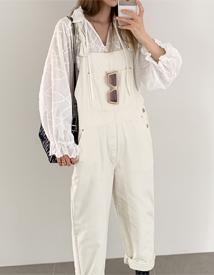 Mars cotton overall