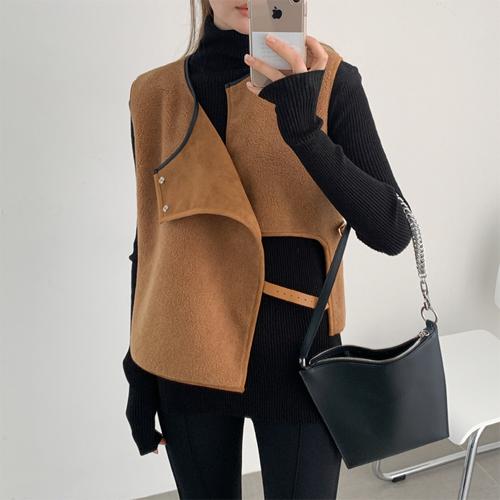 Mustang belt vest