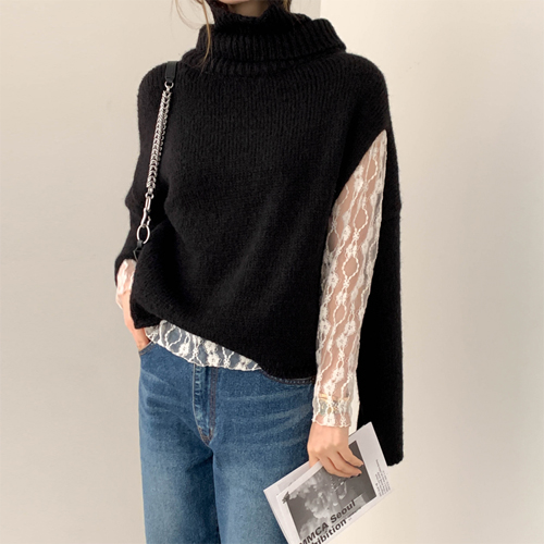 Low two-way knit