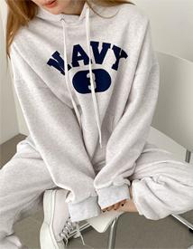Navy gimo hood