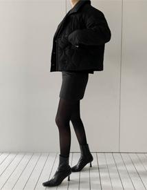 Quilting padding skirt