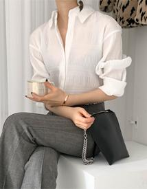 Totem wrinkle blouse
