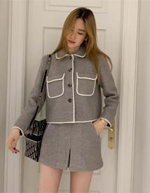 Juca wool jacket