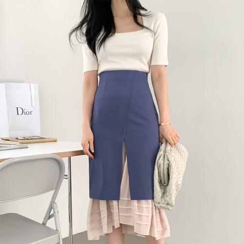 Gemma detail skirt
