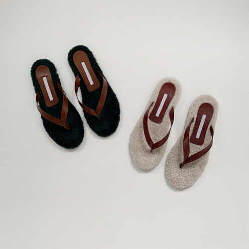 Fur Flip-flop ♩