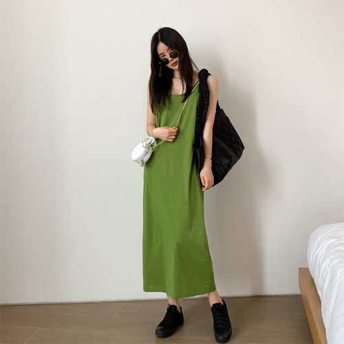Soft simple dress