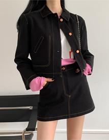 Kava cotton jacket