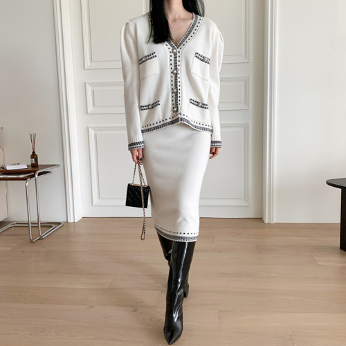Kiki knit skirt