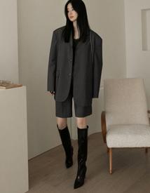 Temi overfit jacket