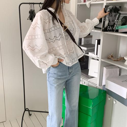 Lauren lace blouse
