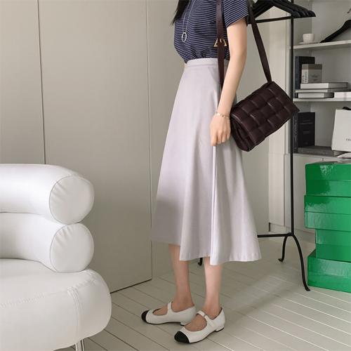 Lumi A-line skirt